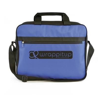 Picture of SULLIVAN DOCUMENT BAG in Blue