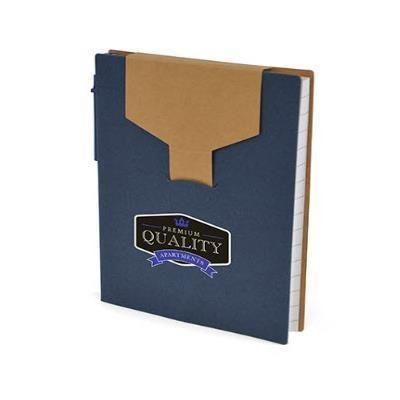 Picture of A6 PECKHAM NOTEBOOK in Navy
