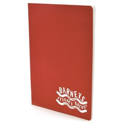 Picture of A5 EXERCISE BOOK in Red