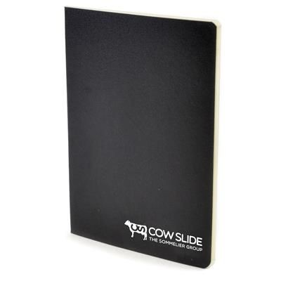 Picture of A6 EXERCISE BOOK in Black with 34 Lined x Sheet