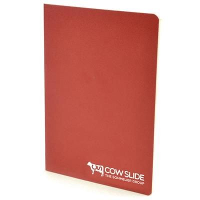 Picture of A6 EXERCISE BOOK in Red with 34 Lined x Sheet