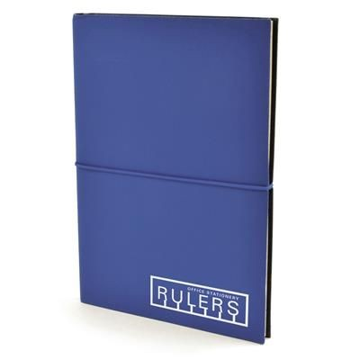 Picture of A5 CENTRE NOTEBOOK in Blue