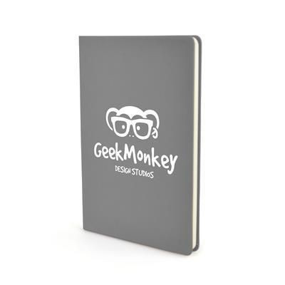 Picture of A5 MOLE NOTE BOOK LITE in Cool Grey