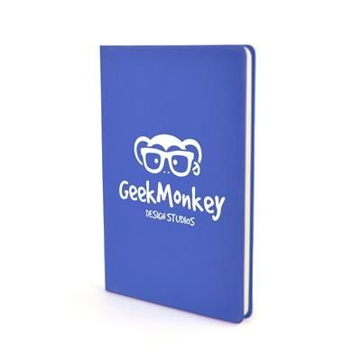 Picture of A5 MOLE NOTE BOOK LITE in Royal Blue