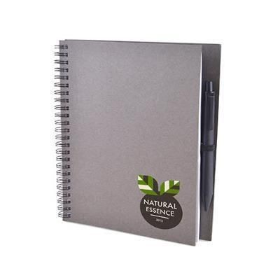 Picture of A5 INTIMO NOTE BOOK in Black