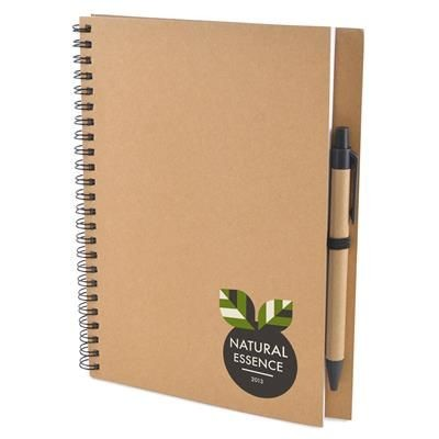 Picture of A5 INTIMO NOTE BOOK in Natural