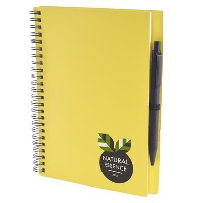 Picture of A5 INTIMO NOTE BOOK in White