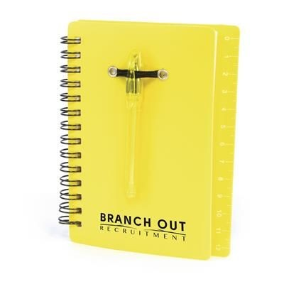Picture of B7 CANAPUS NOTE BOOK in Yellow