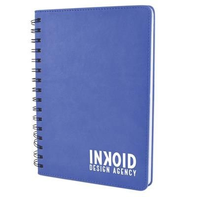 Picture of A5 SALERNO NOTE BOOK in Blue