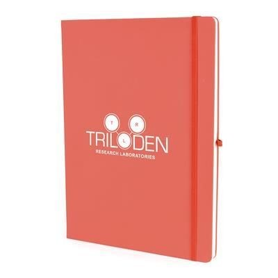Picture of A4 MOLE NOTE BOOK in Red