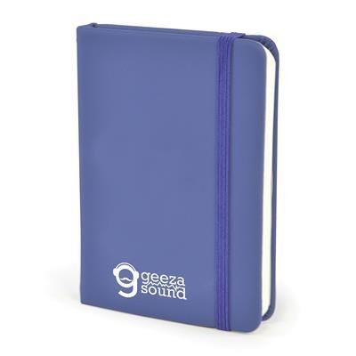 Picture of A7 MOLE NOTEBOOK in Royal Blue