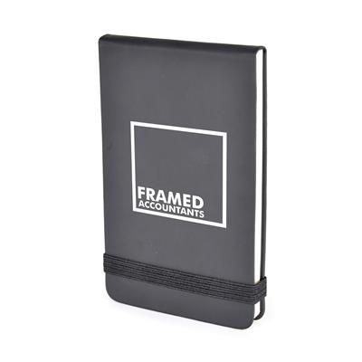 Picture of PARSONAGE JOTTER in Black