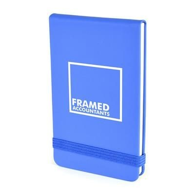 Picture of PARSONAGE JOTTER in Blue