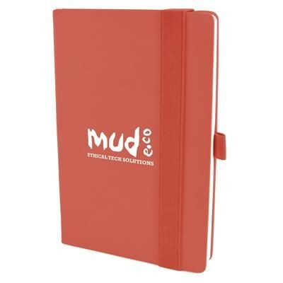 Picture of A5 MAXI MOLE NOTE BOOK in Red