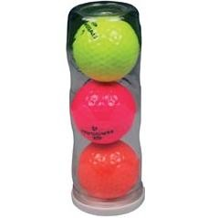Picture of NASSAU QX COLOUR GOLF BALL