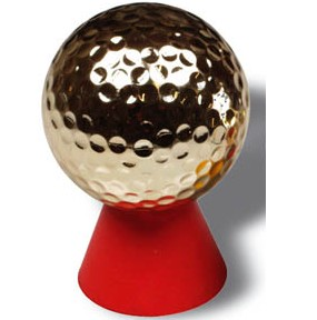 Picture of GOLD GOLF BALL