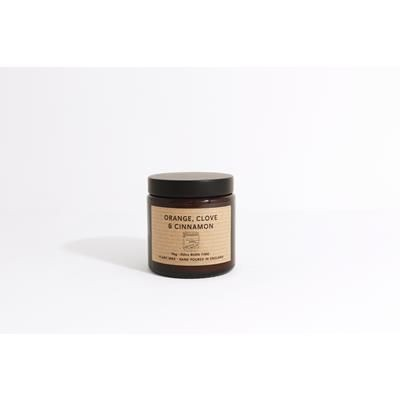 Picture of 96G HAND POURED NATURAL SOY AND RAPESEED WAX CANDLE
