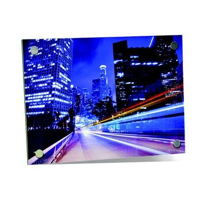Picture of FLOATING EFFECT POLISHED ACRYLIC WALL FRAME SIGNAGE ACRYLIC PANEL