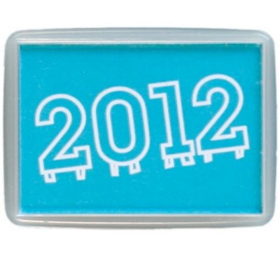 Picture of SMALL RECTANGULAR FRIDGE MAGNET