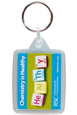Picture of PASSPORT PHOTO KEYRING
