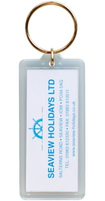 Picture of LARGE HOTEL KEYRING