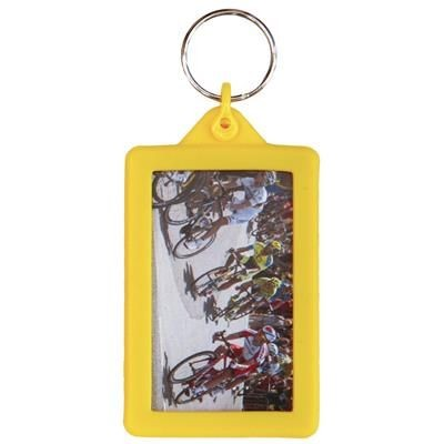 Picture of LARGE SOFT TOUCH KEYRING