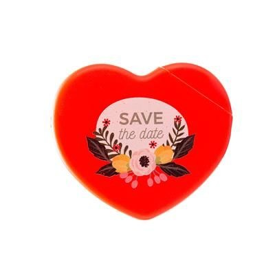 Picture of HEART SHAPE MINTS CONTAINER