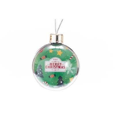 Picture of LARGE ROUND CHRISTMAS BAUBLE