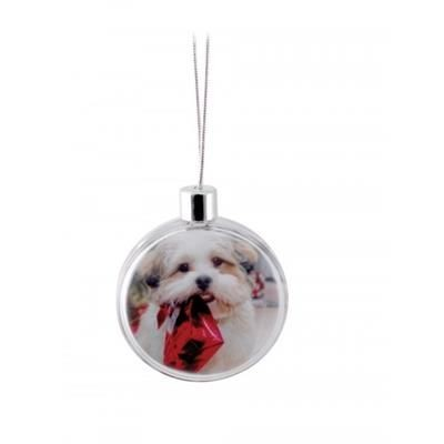 Picture of ROUND DISC SHAPE BAUBLE