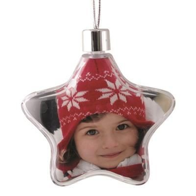 Picture of STAR SHAPE BAUBLE
