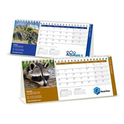 Picture of DESK TENT CALENDAR