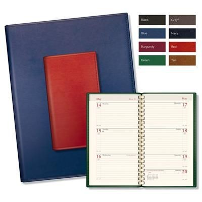 Picture of BRANDHIDE SPIRAL COMB BOUND DIARY