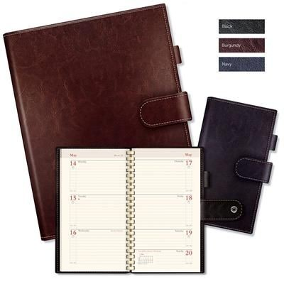 Picture of WINDSOR EXECUTIVE SPIRAL COMB BOUND DIARY