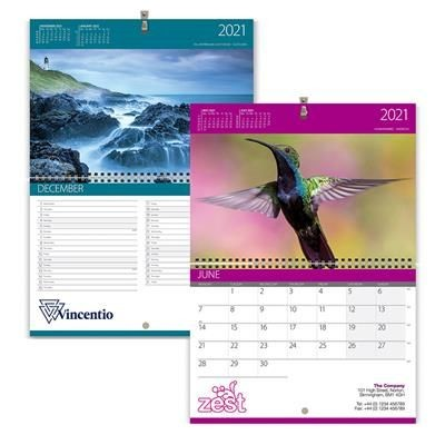 Picture of POSTAGE FRIENDLY WALL CALENDAR
