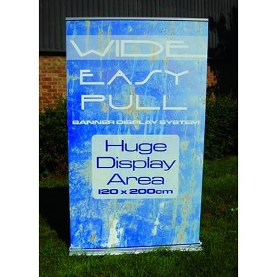 Picture of ADVERTO EXTRA WIDE ROLLER BANNER