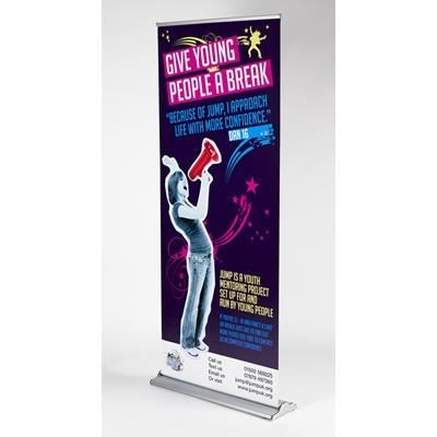 Picture of ADVERTO DELUXE ROLLER BANNER