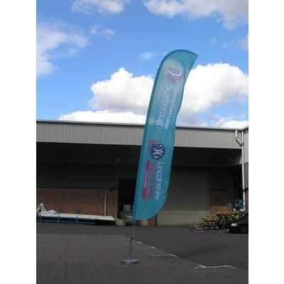 Picture of FEATHER BANNER FLAG in Large