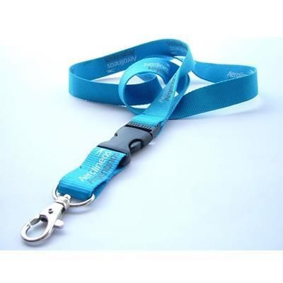 Picture of BESPOKE POLYESTER LANYARD