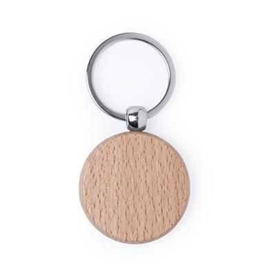 Picture of FIA WOOD KEYRING