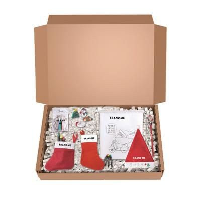 Picture of CHILDRENS CHRISTMAS MERCHBOX