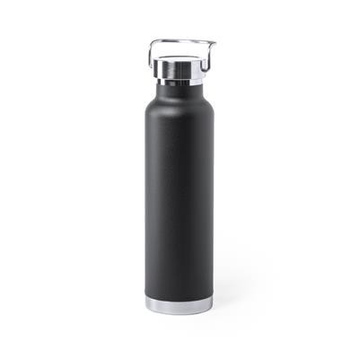 Picture of CONNOR STAINLESS STEEL METAL THERMAL INSULATED BOTTLE