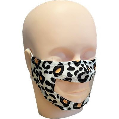 Picture of LIP READING MASK