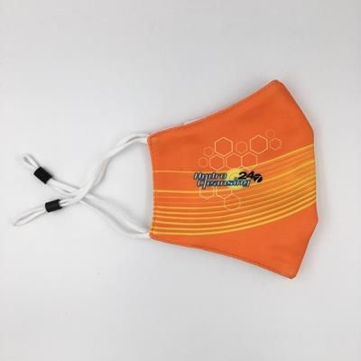 Picture of TRIPLE LAYER SHAPE ADJUSTABLE POLYESTER FACE COVERING