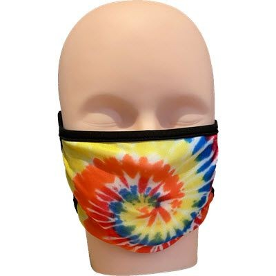 Picture of ELASTIC POLYESTER FACE MASK
