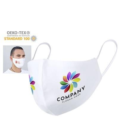 Picture of REUSABLE SUBLIMATION FACE MASK