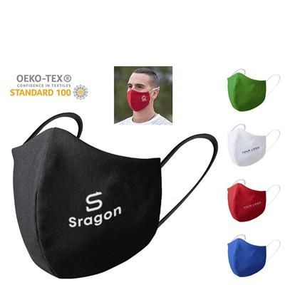 Picture of REUSABLE FABRIC FACE MASK