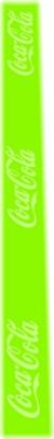 Picture of REFLECTIVE SNAP BAND in Lime Green