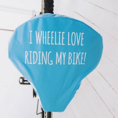 Picture of PVC BICYCLE SEAT COVER