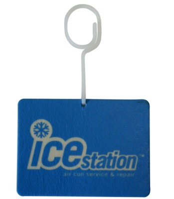 Picture of CAR AIR FRESHENER with Plastic Hanger