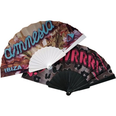 Picture of HAND HELD FABRIC FAN